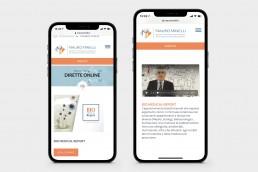 format editoriali e sito web per medici - ARS agenzia creativa Roma