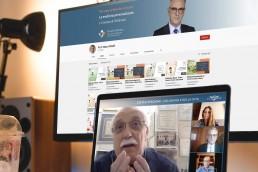 regia eventi e sito web per medici - ARS agenzia creativa Roma