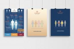 poster e sito web per medici - ARS agenzia creativa Roma
