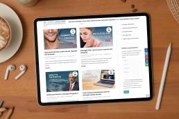 blog e sito web per medici - ARS agenzia creativa Roma