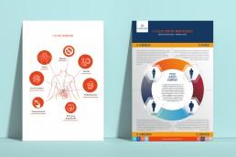 illustrazioni e siti web per medici - ARS agenzia creativa Roma