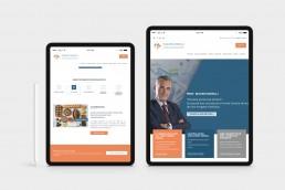 sito web per medici - ARS agenzia creativa Roma